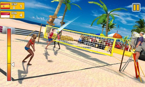 Download Volleyball 3d Game For Android - evercoffee